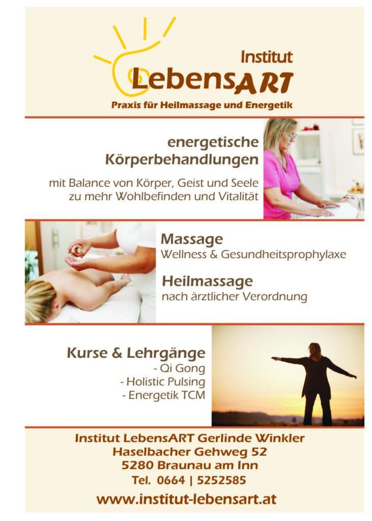 Werbung Winkler Gerlinde